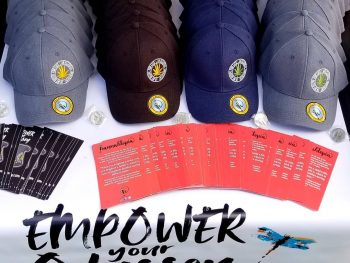 Display of Empower Your Odyssey Hemp Baseball-Style Hats